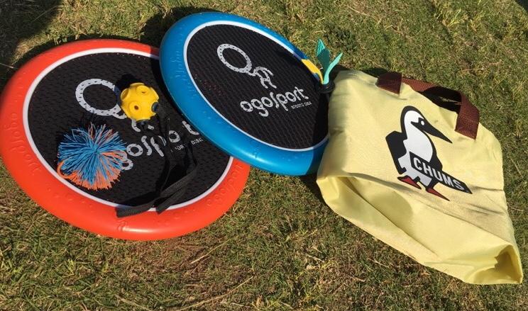 【ソトアソビ】子供と一緒に遊べる!外遊びトイ「OgoSport(オゴスポーツ)」