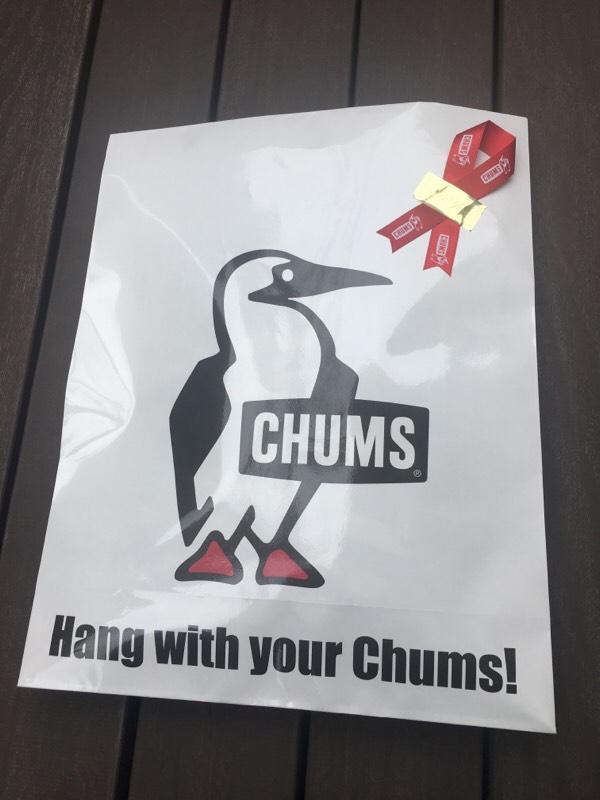 【チャムス】おしゃれなプレゼント包装にビックリ!?貰って喜ばれるCHUMS(チャムス)のオンライン限定!有料包装サービス