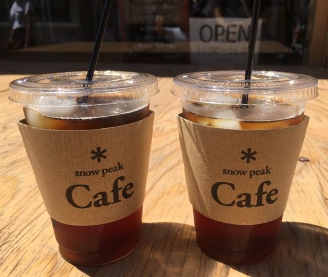 【snow peak】400万で購入可能!「住箱」のスノーピークカフェでおしゃれなコーヒータイム