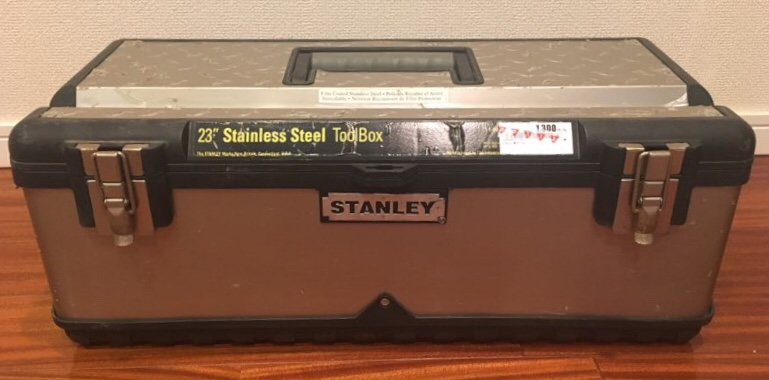 【2nd Street】お宝発見!?リサイクルショップで見つけたSTANLEY(スタンレー)の激安!?ステンレスボックス!