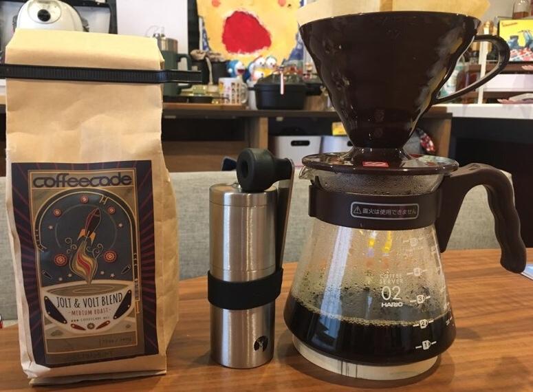 【コーヒー】美味しいコーヒーを飲むならハンドドリップがおすすめ!「HARIO(ハリオ) V60 コーヒードリッパー」