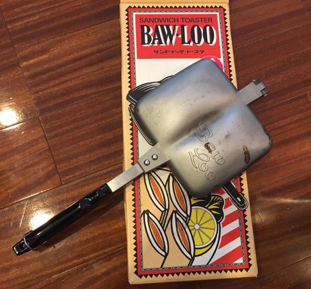 【時短レシピ】キャンプの朝食はバウルーのホットサンドで決まり!お手軽ベーコンチーズホットサンドを紹介!