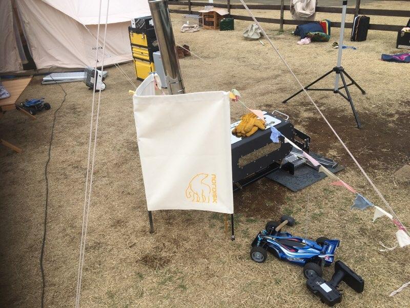 【DIY】帆布生地でキャンプの陣幕(目隠し)を作ろう!ミシンで作る手作り陣幕!